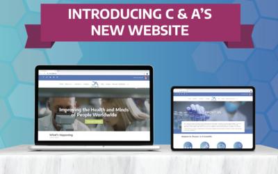 C & A Scientific New Website Launch