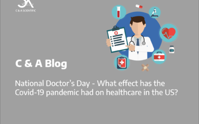 National Doctor's Day – What effect has the Covid-19 pandemic had on healthcare in the US?