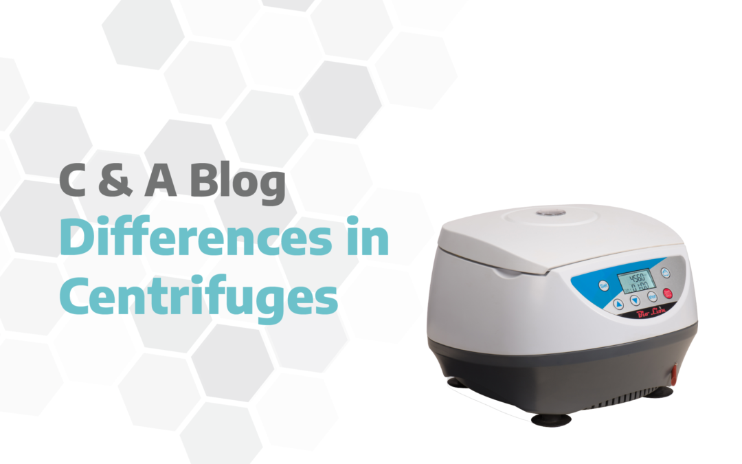 Differences in Centrifuges