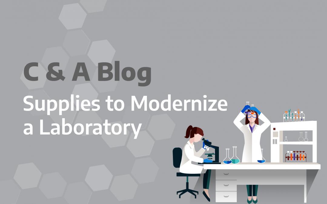 Supplies to Modernize a Laboratory